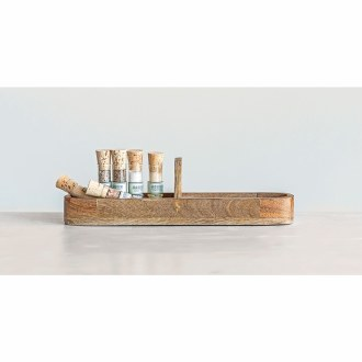 Cracker Tray with Handle