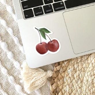 Sticker: Cherries