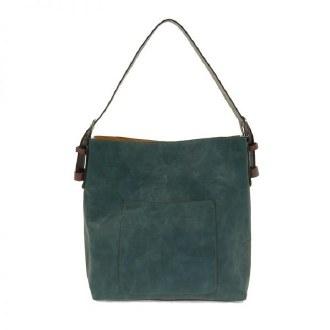 Hobo Handle Handback Dark Turquoise