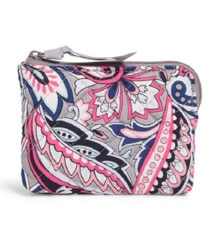 Iconic Coin Purse Gramercy Paisley