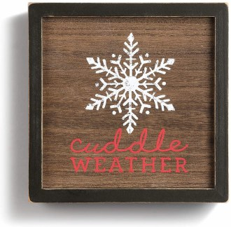 Cuddle Weather Wall Art