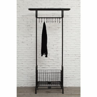 Tall Metal Clothing Rack