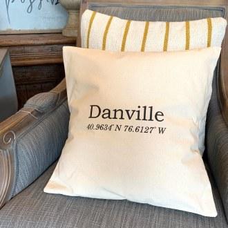 Danville Coordinates Pillow