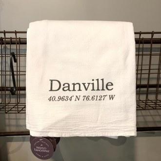 Danville Coordinates Tea Towel