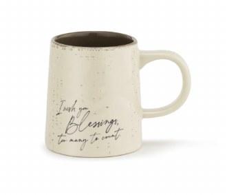 I Wish you Blessings Mug