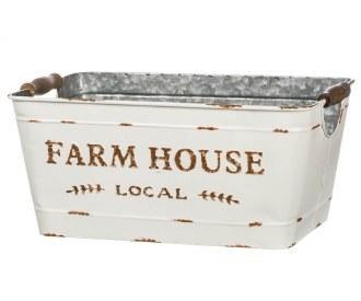 Farmhouse Local Planter