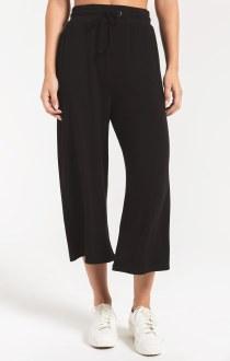 The Premium Fleece Crop Pant XSmall