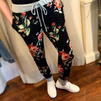 Floral Lounge Pants
