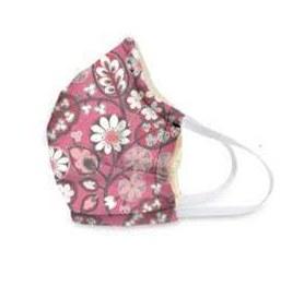 Cotton Face Mask Blush Pink