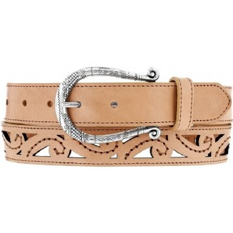 Genoa Scrolled Belt