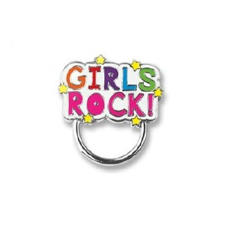 Girls Rock! Charm Catcher