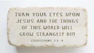 Colossians 3:1-4