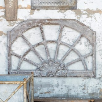 Arched Window Frame Relic