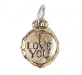 I Love You Clarus Charm