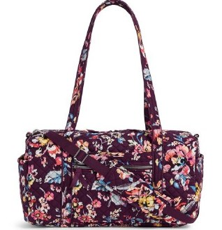 Iconic Small Travel Duffel Indiana Rose