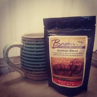 2oz Bason Coffee Ironmen Blend