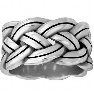 Interlok Ring Size 8