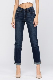 Judy Blue Tapered Slim Jeans 0