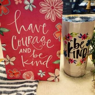 Raffle: Be Kind Mug & Journal