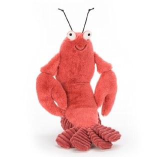I am Larry Lobster