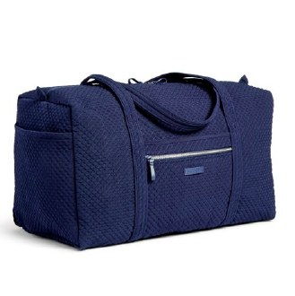 Iconic Large Travel Duffel Classic Navy