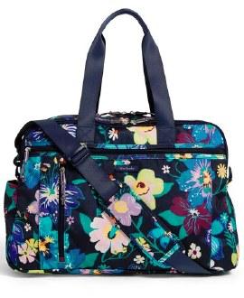 Lighten Up Weekender Travel Bag Firefly Garden