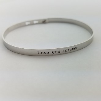 Love You Forever (Silver)
