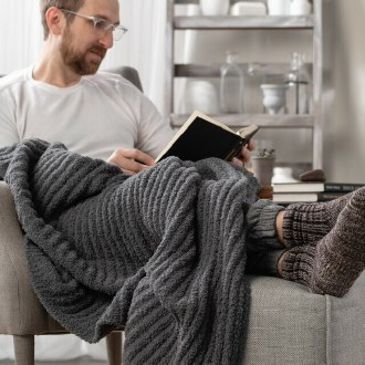 Men's Giving Blanket