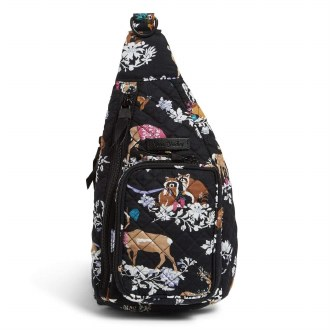 Mini Sling Backpack: Merry Mischief