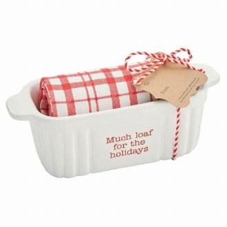 Mini Baker & Towel Set