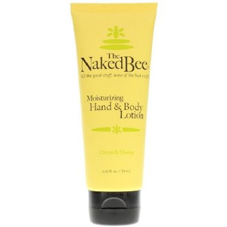 Citron & Honey Lotion Tube
