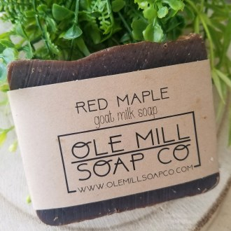 Ole Mill Soap: Red Maple