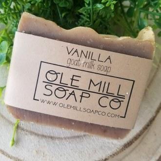 Ole Mill Soap: Vanilla