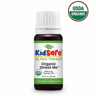 Organic Shield Me KidSafe Essential Oil 10ml