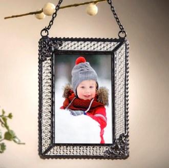 2x3 Photo Glass Ornament