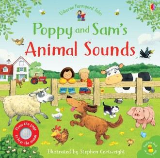 Poppy & Sam's Animal Sounds