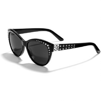 Pretty Tough Black Sunglasses