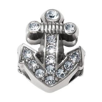Ahoy Anchor Double Bead