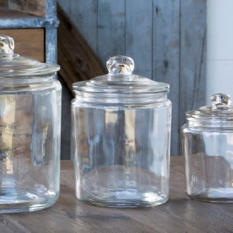 Mercantile Jar - Medium