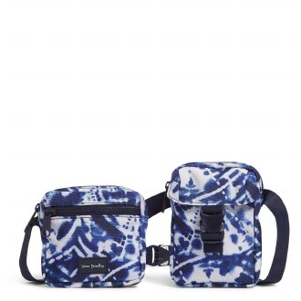 ReActive Belt Bag Sling: Island Tie Dye