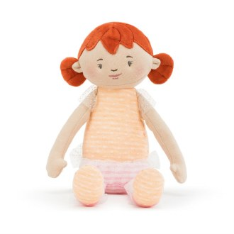Strong Girls Doll: Red Hair