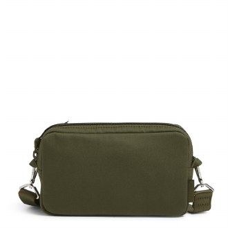 RFID Convertible Pouch: Climbing Ivy Green