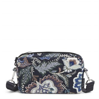 RFID Convertible Pouch: Java Navy Camo