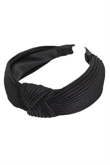 Ribbed Fabric Knotted Headband