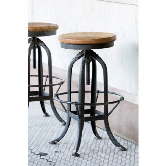 Industrial Factory Stool