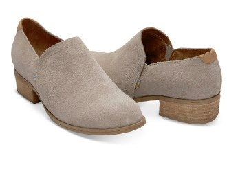 Shaye Desert Taupe Suede 8.5