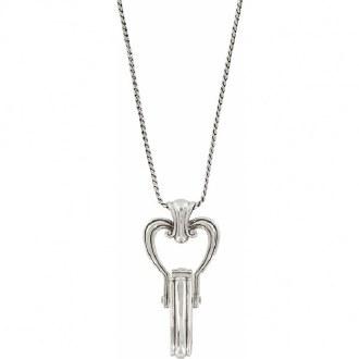 Sweety Heart Badge Clip