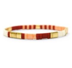 Morse Code Bracelet: Forever Family