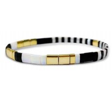 Morse Code Bracelet: Goal Digger