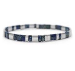 Morse Code Bracelet: Self Love